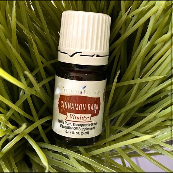 Cinnamon Bark Vitality Young Living